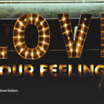 Love is our feeling